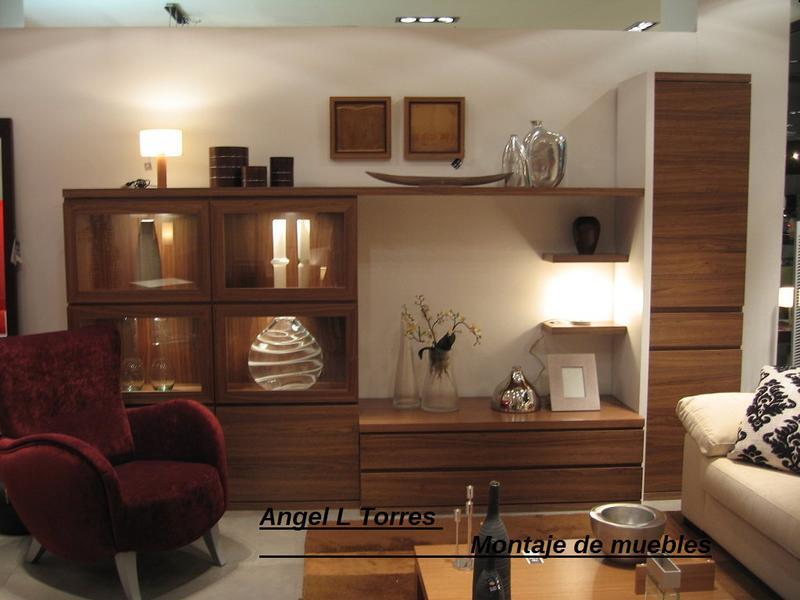 Montaje de muebles ikea y complementos decorativos - Muebles y complementos ...