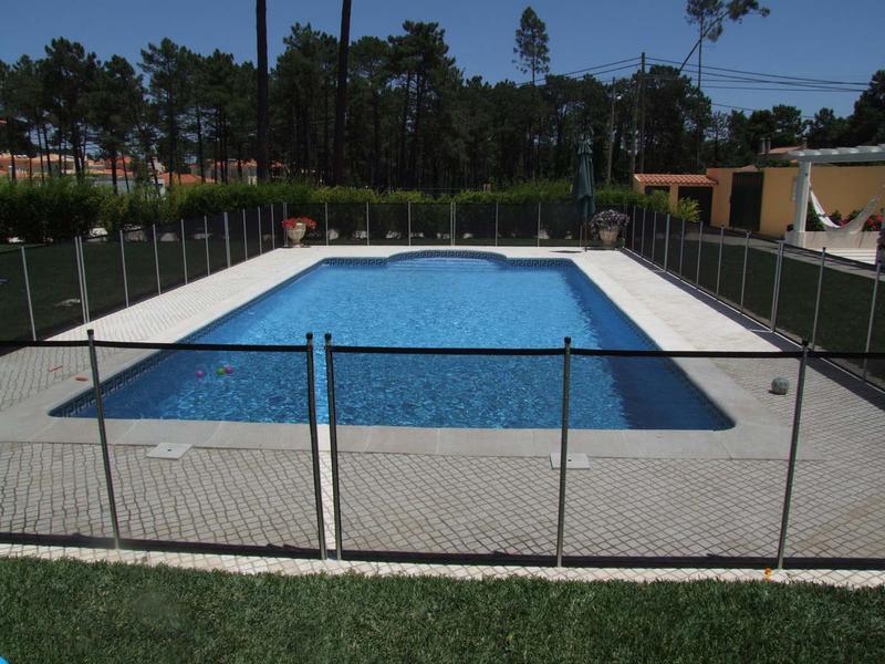 Vallas para piscinas precios free aspecto de la for Vallas metalicas para piscinas